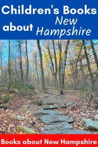 children's books about New Hampshire - New Hampshire Children's books - New Hampshire picture books - books set in New Hampshire - picture books about New Hampshire