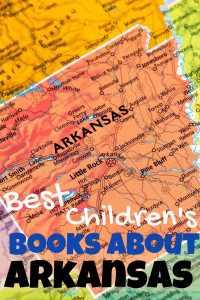 children's books about Arkansas - picture books about Arkansas - books set in Arkansas - Little Rock books