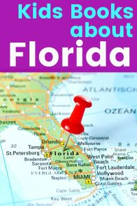 Picture books about Florida - Kids books about Florida - Florida state history