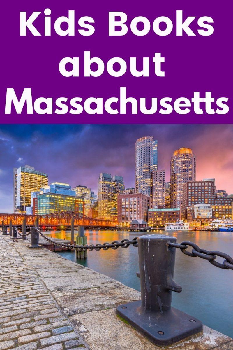 Kids Books about Massachusetts - Massachusetts picture books for kids - Massachusetts children's books - children's books about Massachusetts - picture books about Boston - Boston children's books