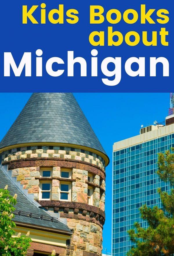 Children's books about Michigan - children's books set in Michigan - Michigan picture books - picture books about Michiigan - books about Michigan for kids - Books about Detroit - Picture books about Detroit