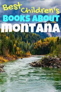 Best Montana children's books - books set in Montana - books about Yellowstone