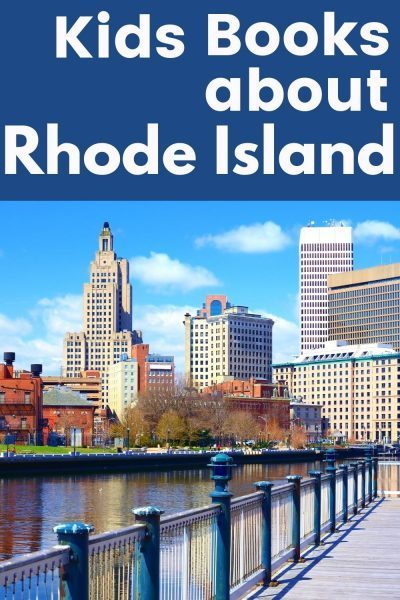 Kids Books about Rhode Island - picture books about Rhode Island - children's books set in Rhode Island - childrens books about Rhode Island