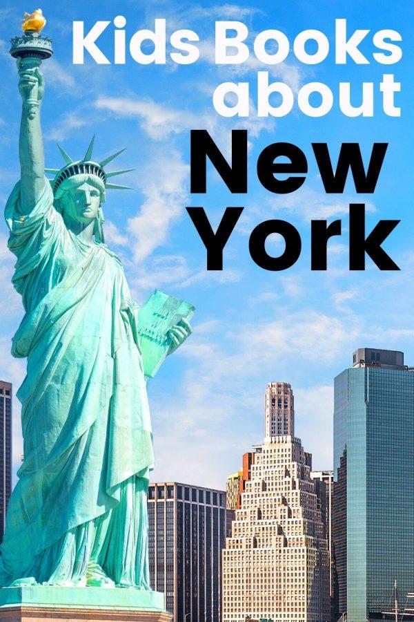 Kids books about New York - kids books about New York City - Children's books about New York