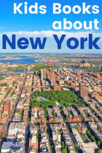 children's books about New York - New York books for children - kids books about New York