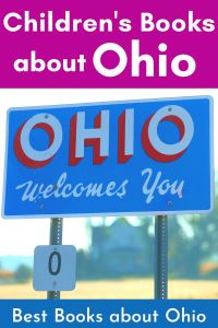 best children's books about OHio - books about Jesse Owens - books about John Glenn