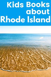 childrens books about Rhode Island - Rhode Island picture books for kids