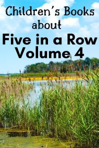 Five in a Row volume 4 - FIAR volume 4 activities - Five in a Row book list - Five in a Row book recommendations