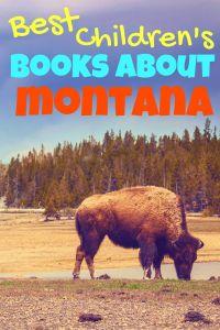 Montana books for kids - Montana picture books - Montana children's books