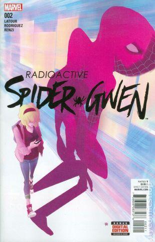 Spider-Gwen #2A