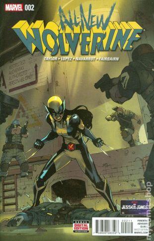 Wolverine #2A