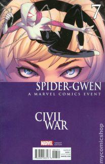 Spider-Gwen #7E