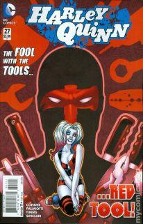 Harley Quinn #27A