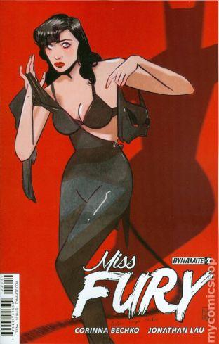 Miss Fury #2A