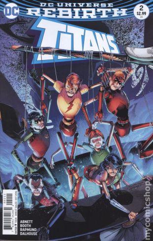 Titans #2A