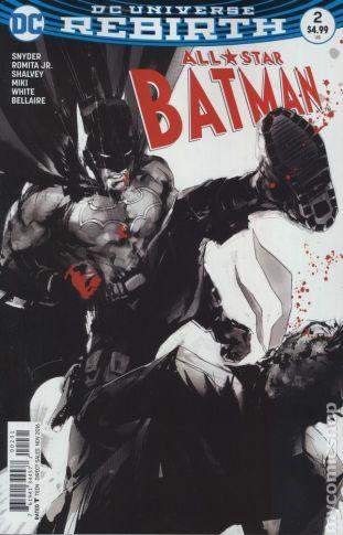All-Star Batman #2B