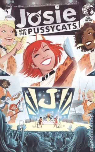Josie and the Pussycats #1D