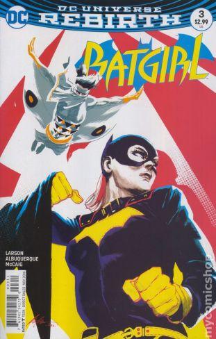 Batgirl #3A