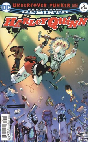 Harley Quinn #5A