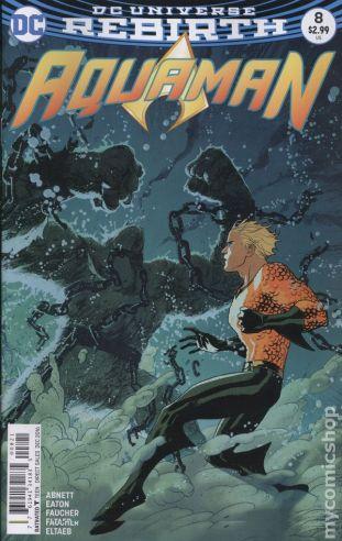 Aquaman #8B