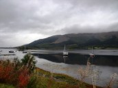 View of Loch Leven