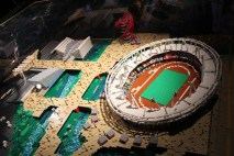 Olympic Park in LEGO