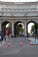 Admitralty Arch and the Mall