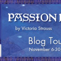 PASSION BLUE Blog Tour + Interview + Giveaway