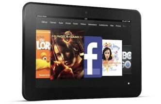 Kindle Fire HD Giveaway!