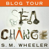 SEA CHANGE Blog Tour – Interview with Author S. M. Wheeler + Giveaway!
