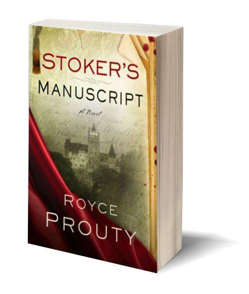Stoker's Manuscript 3d