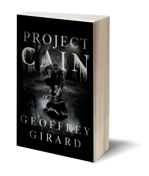 d7442a72dba PROJECT CAIN by Geoffrey Girard – Review – Books