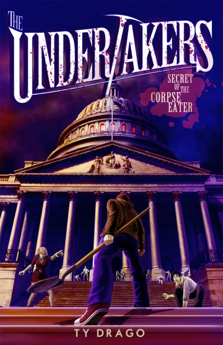 Undertakers 3 Ty Drago Final Cover