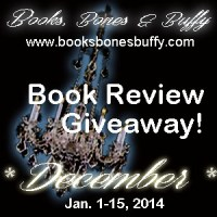 Book Review Giveaway – Win a December Review Book!