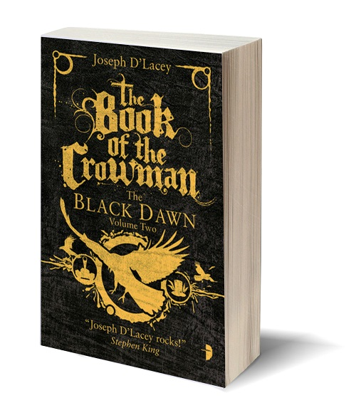 Book of the Crowman 3D