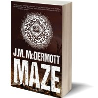 Beware the Monsters: MAZE by J.M. McDermott – Review