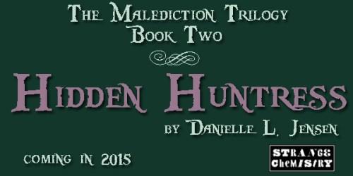 Hidden Huntress reveal banner copy