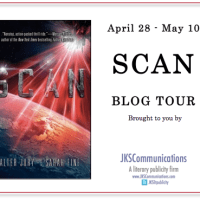 SCAN by Walter Jury & Sarah Fine – Blog Tour & Review