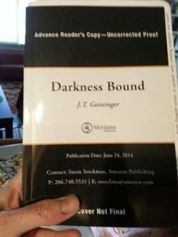 Darkness bound galley