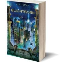 The Corn is Back! – BLIGHTBORN by Chuck Wendig – Review
