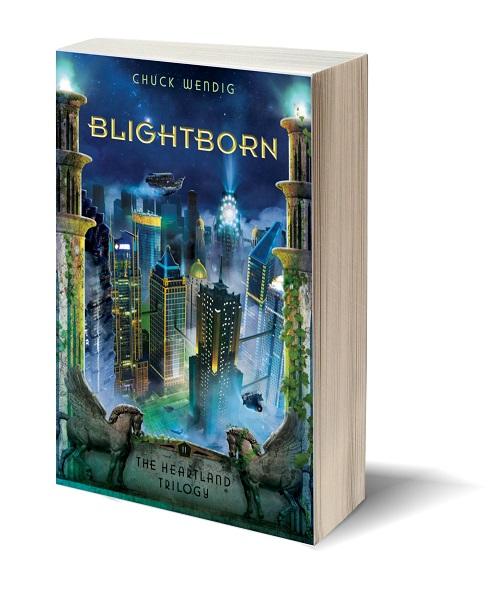 Blightborn 3D