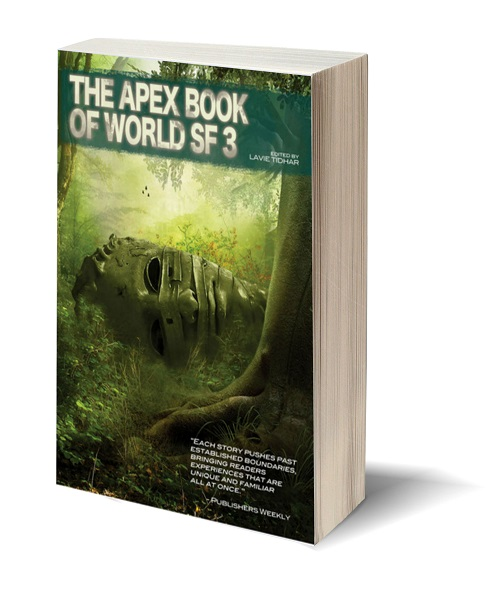 Apex Book of World SF 3 3D