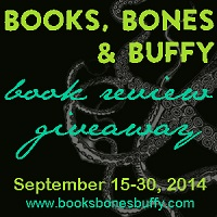 Book Review Giveaway - August
