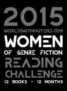 Women of genre challenge