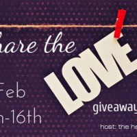 Share the Love Giveaway Hop! Meet Some Debut Authors