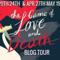 Blog Tour Review: THE GAME OF LOVE AND DEATH by Martha Brockenbrough