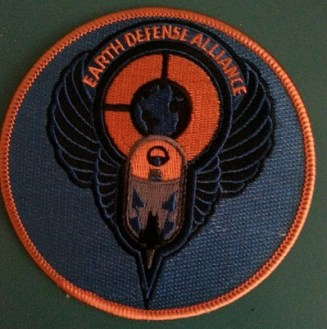 EDA badge