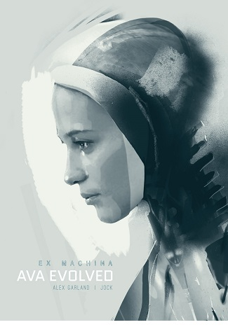 EX MACHINA: AVA EVOLVED by Jock & Alex Garland – Review