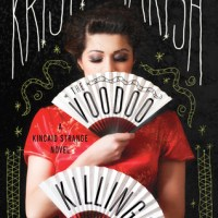 Giveaway: Win an Audio Download of THE VOODOO KILLINGS by Kristi Charish!