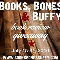 Book Review Giveaway: Win a Book I Reviewed in June!